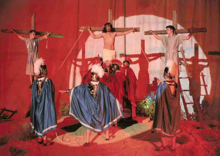 Crucifixion y muerte